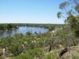 River Murray in Riverland, South Australia